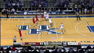 Dayton Women's Basketball: Sweet Sixteen Preview