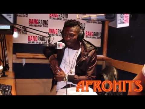 Afrohits on Bang interviews Shatta Wale ''Ghanaian artistes are broke'''