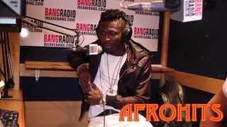 Afrohits on Bang interviews Shatta Wale ''Ghanaian artistes are broke'''