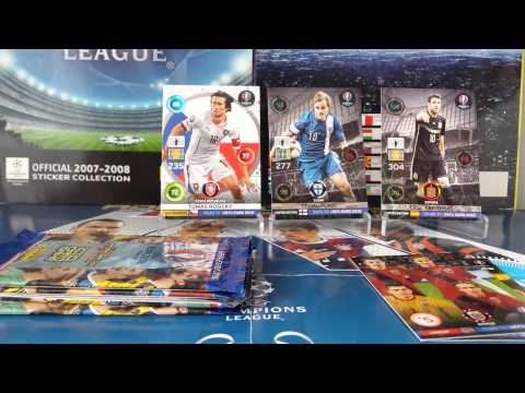 Road to Euro 2016 #1 - Unboxing Blistra i Bravo Sport