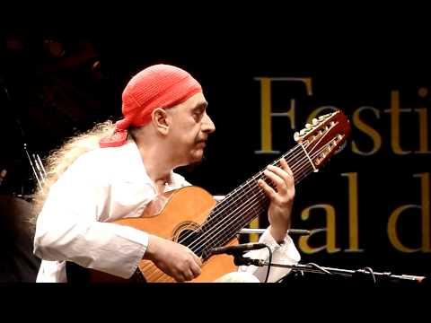 III FESTIVAL INTERNACIONAL DE VIOLÃO LEO BROUWER /Egberto Gismonti (10/2011) 4