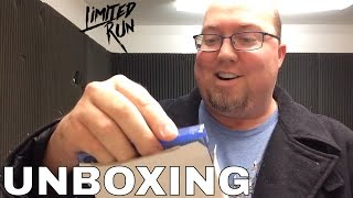 Unboxing 3 'Limited Run Games' Blind Boxes