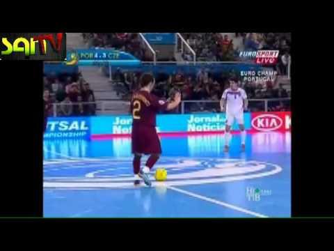 Мини-футбол финты Ricardinho