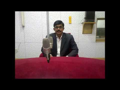 Dr  Nilay's Interview on Skill Development in India at All India Radio
