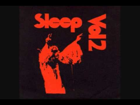 Sleep - Vol 2 - Whole .