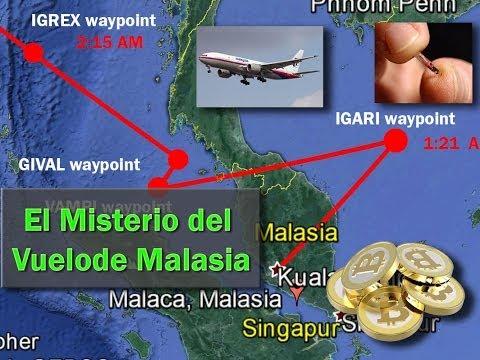 El Misterio del Vuelo Malaysian Airlines MH370