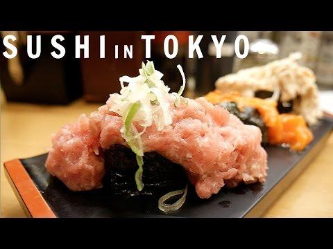 外国人おすすめの日本の寿司屋【海外の反応】