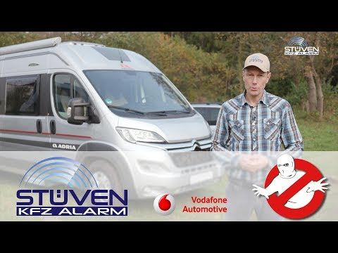 Adria Twin 640 SLX Test Citroen Jumper Bear Lock HEOSolution Heosafe
