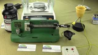 Ammo reloaders weighing powder to a kernel RCBS10-10 vs Analytical Balance