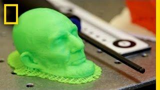 Inside Smithsonian's 3D Digitization Lab