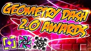 Geometry Dash 2.0 Awards (nominees)