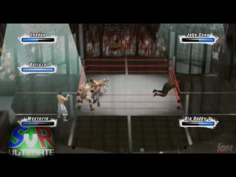 Smackdown Vs. Raw 2009: Elimination Chamber (PS3/Xbox360)