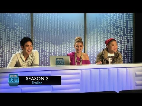 Internet Icon Season 2 Trailer (OFFICIAL)
