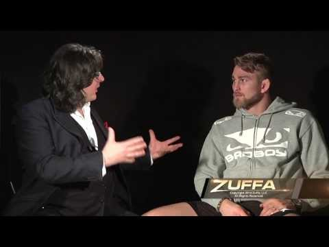 Fight Night London: Alexander Gustafsson Pre-fight Interview