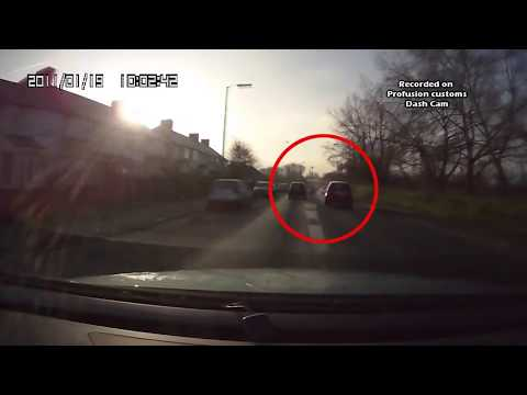 Hit and run driver caught in London (UK) Dashcam UNMASKED MUST WATCH