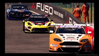 Gran Turismo™SPORT Daily Race 554 Bathurst Chevrolet Corvette C7 GT3 Broadcast