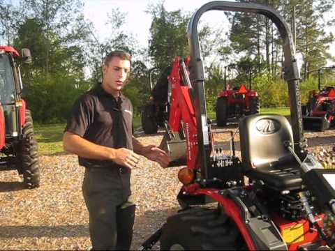 New Mahindra Max 28XL Walkaround
