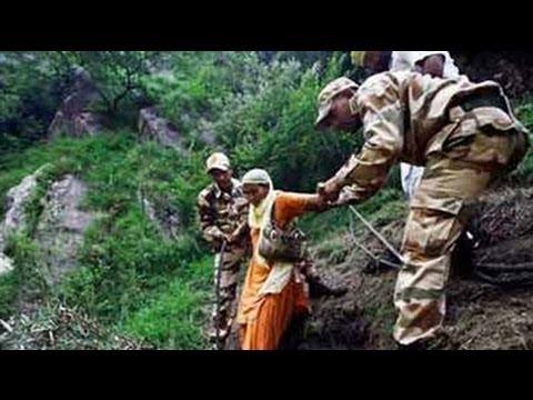 Uttarakhand: Rain hampers rescue operations,over 10,000 pilgrims still stranded