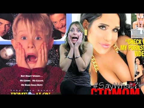 Madonna uses N word on Instagram, OctoMom Tape  & Pregnant Nun #SayWhat?! E202
