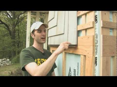 Project House Weekly Wrap. Episode 5: Housewrap and Exterior-Foam-Insulation Details