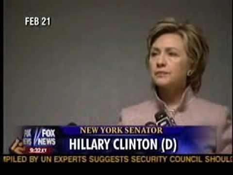 Hillary Clinton's Brain!