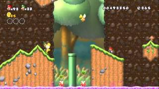 New Super Mario bros Wii 2 The Next levels - Playthrough Part 3