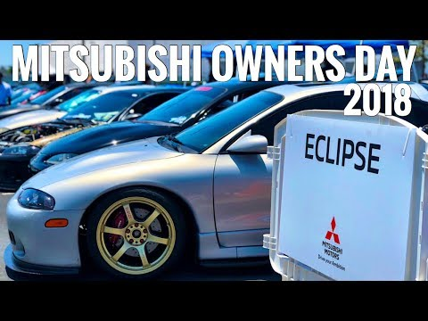 MITSUBISHI OWNERS DAY 2018 | EPISODE 054