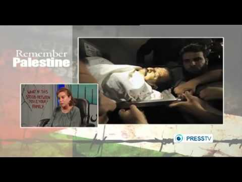 Israel abusing Palestinian kids in jail