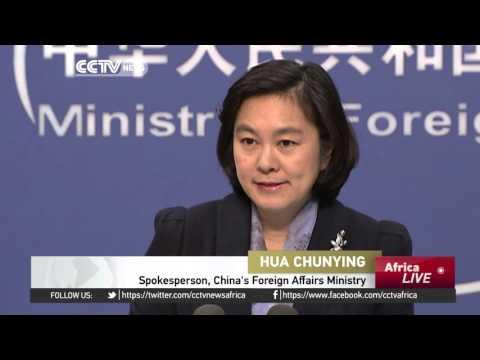 China Calls For
