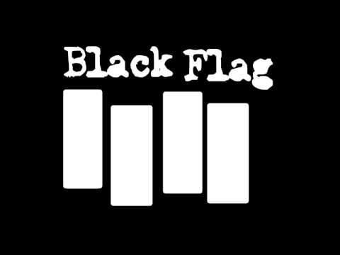 Black Flag - I Wont Stick Any Of You Unless And Until I Can Stick All Of You