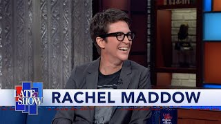 Rachel Maddow: We Just Don't Know How Impeachment Will Play Out