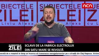Liviu Alexa despre protestele angajatilor de la Electrolux