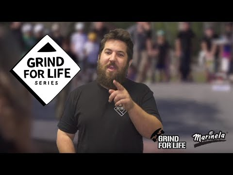 The Grind for Life National Skateboarding Contest Series