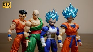 Demoniacal Fit Upgrade Kit for S.H. Figuarts Tien, Yamcha, Goku, and Vegeta