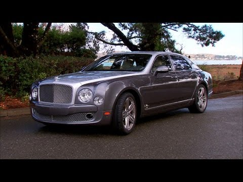 CNET On Cars - 2012 Bentley Mulsanne