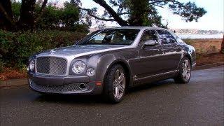 CNET On Cars - 2012 Bentley Mulsanne
