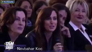 Ali Koç'un eşi Nevbahar Koç, Ali Koç'u anlatıyor.