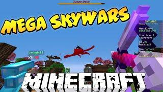 "Minecraft MEGA SKYWARS! ""SO MANY DRAGONS!"" w/PrestonPlayz"