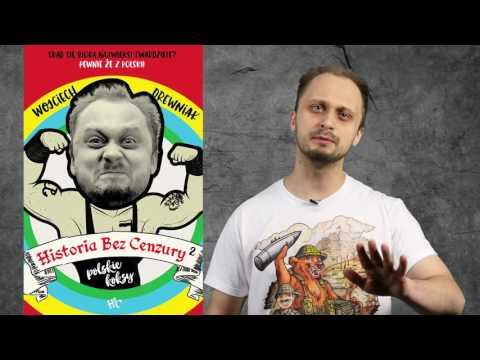 """Książka """"Historia Bez Cenzury 2 - Polskie Koksy"""""""
