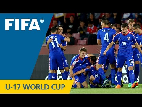 Highlights: Chile v. Croatia - FIFA U17 World Cup Chile 2015