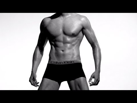 Calvin Klein 2014 commercial review by 1st Mister World and underwear model Tom Nuyens