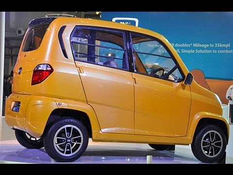 Bajaj RE60 new small car