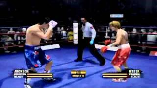FIGHT NIGHT CHAMPION - MICHAEL JACKSON VS JUSTIN BIEBER