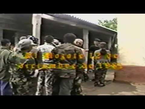 Guerra Fría En El  Salvador De Los Años 1980 & 1990