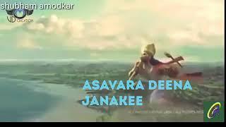 Hanuman || whatsapp status video || VD creation
