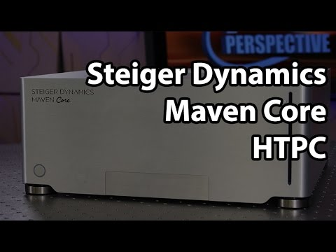 Steiger Dynamics Maven Core HTPC Review: GTX 980 and CableCARD