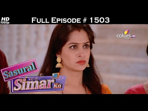 Sasural Simar Ka - 14th May 2016 - ससुराल सिमर का - Full Episode (HD) thumbnail