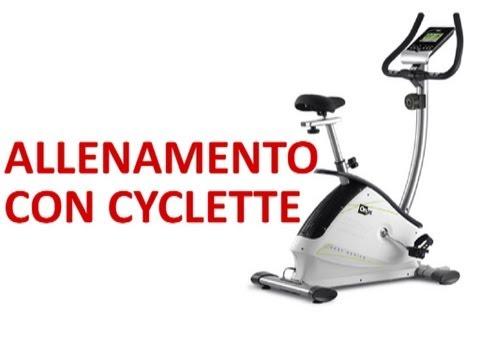 Allenamento con cyclette ed ellittica. Funziona?
