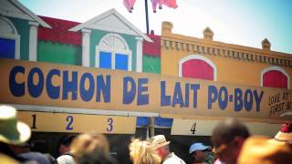New Orleans Jazz Fest: The Food