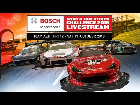 2018 World Time Attack Challenge - Day Two